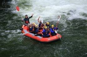 white-water-rafting
